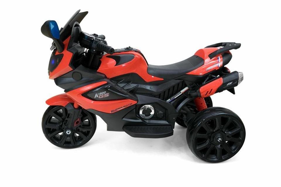 Motor LA-168A - czerwony