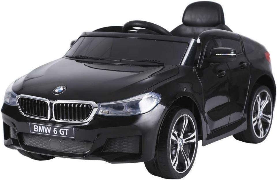 pojazd BMW 6GT z pilotem - CZARNY