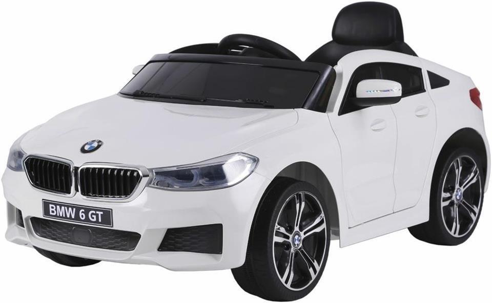 pojazd BMW 6GT z pilotem - BIAŁY