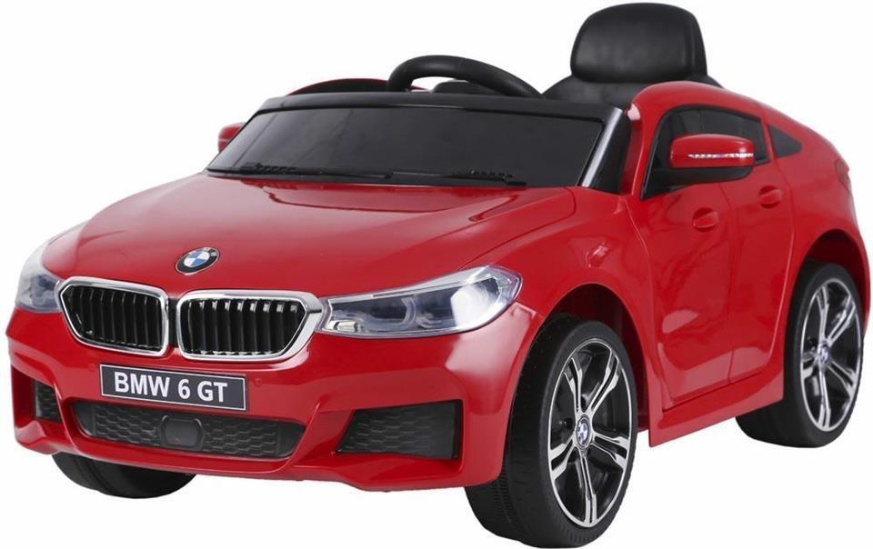 pojazd BMW 6GT z pilotem - CZERWONE