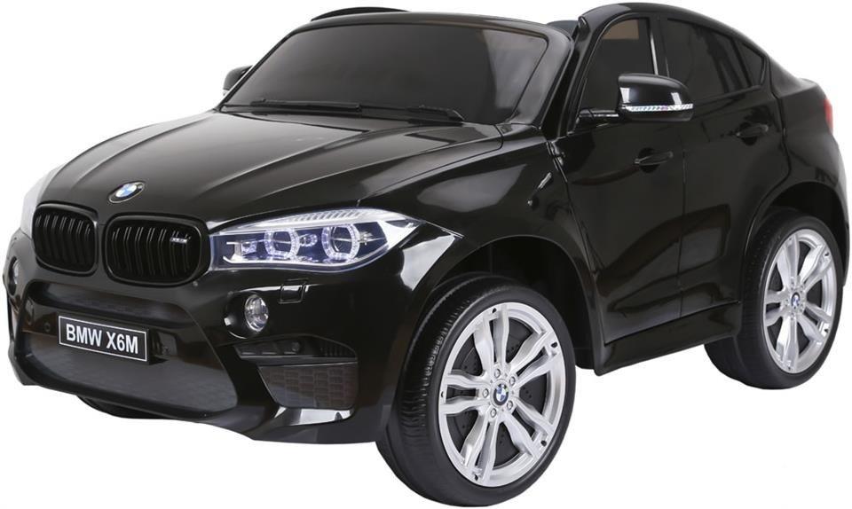 samochód BMW X6M - CZARNY