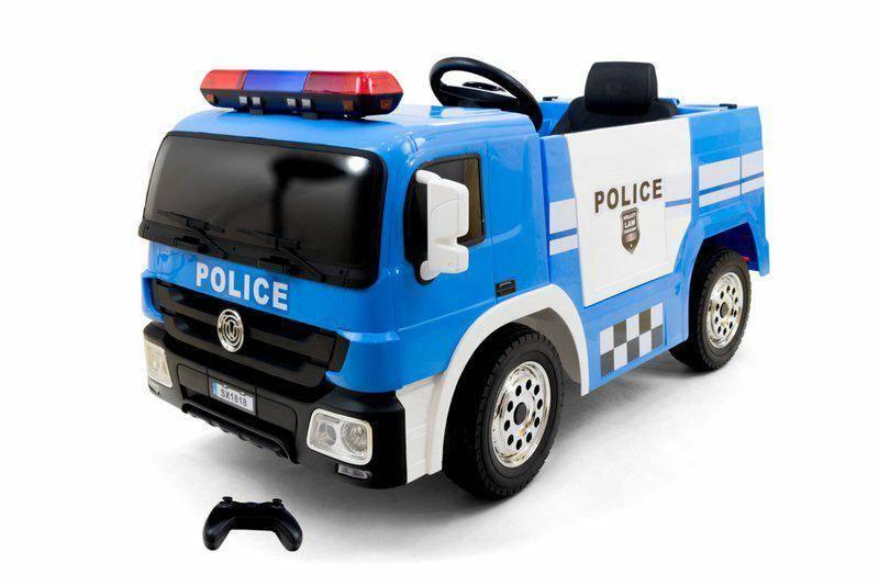 pojazd policyjny super zabawa dla dziecka
