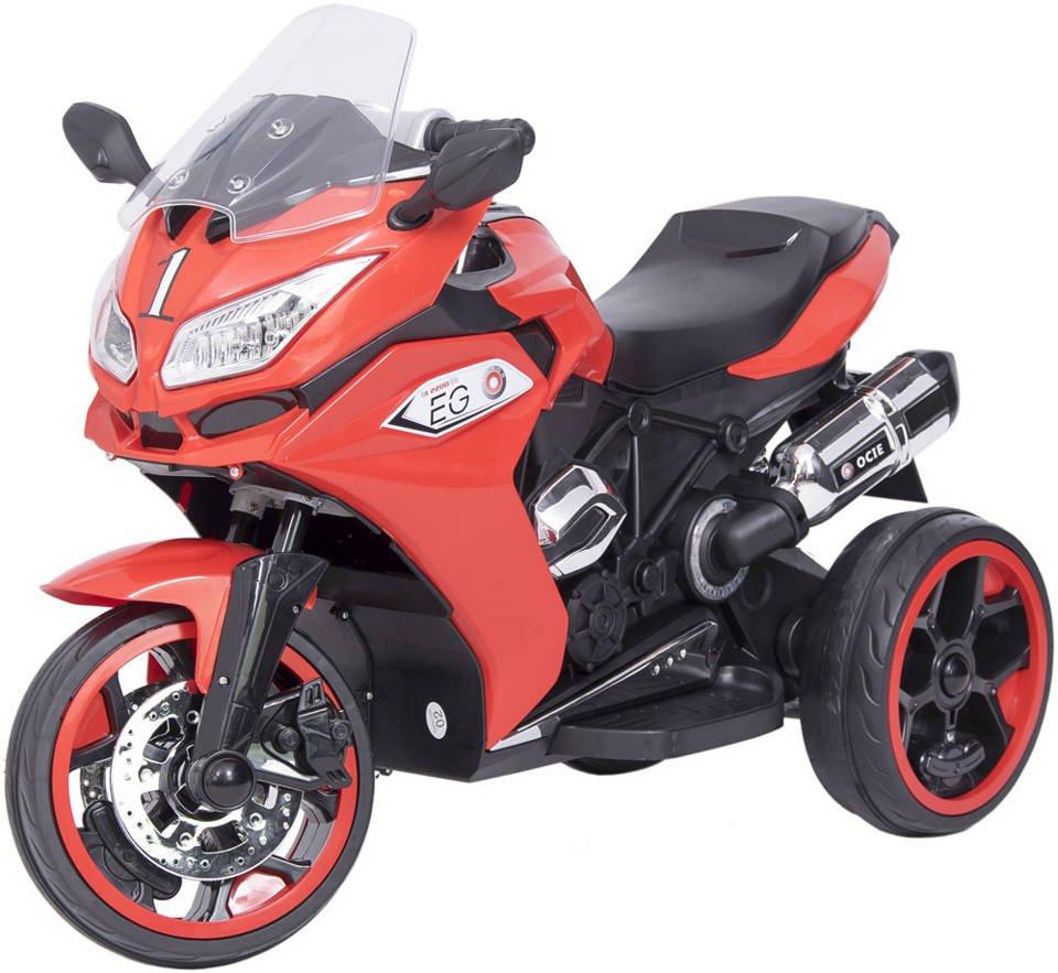 Trójkołowy rowerek EG 1200 - czerwony