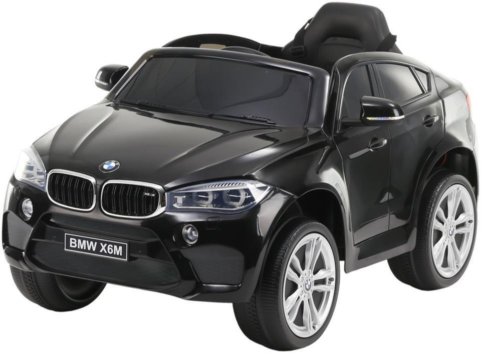 Pojazd elektryczny BMW X6M - CZARNY (LICENCJA)